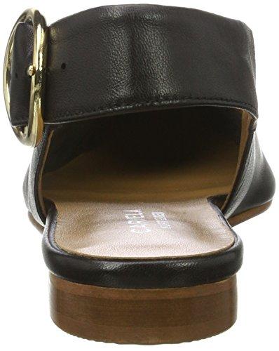 Carvela - Luna Np, Scarpe con cinturino Donna nero (nero)