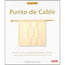 Punto de cable / The Very Easy Guide to Cable Knitting