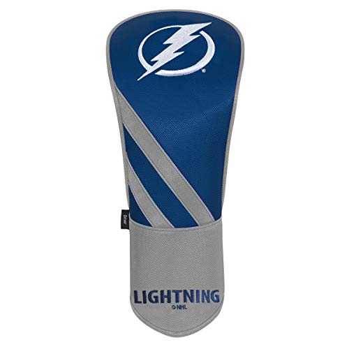 Team Effort NHL Schlägerhaube, Tampa Bay Lightning Individual Driver Headcover, Multi - Tampa Bay Lightning Hockey Club