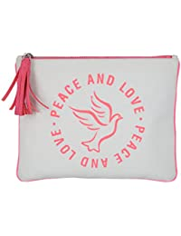 Peach Tree Ramgarh Off-White Pouch