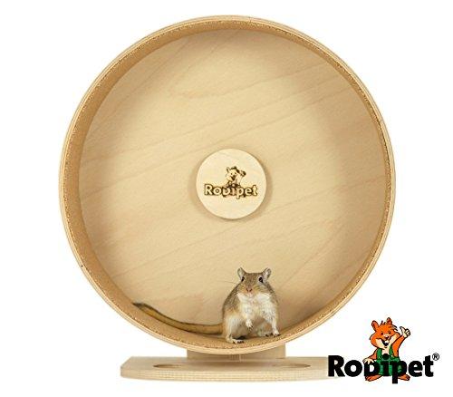ø 31 cm Rodipet® evolution Holzlaufrad +KORK