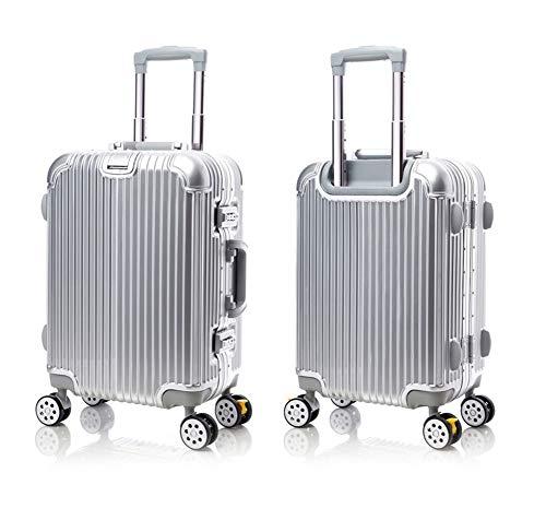 XDD Gepäckkoffer ABS + PC Trolley Eingebautes TSA Schloss mit 8 Spinner Rädern BoardingThe Chassis Geeignet für Geschäftsreise Leisure Travel Academy