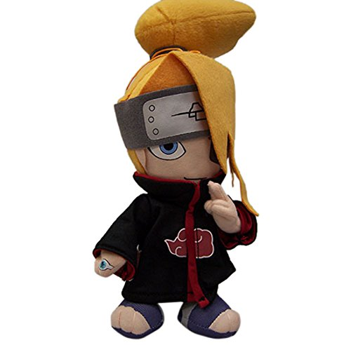 Naruto Shippuden Peluche Figura Deidara (28cm)