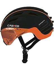 Casco SPEEDgams - gunmetal/orange