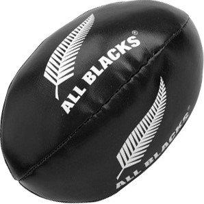 Gilbert Rugby Ball - Sponge Ball All Blacks -