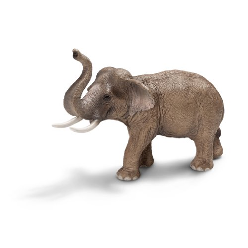 Schleich Asian Elephant Figure (Male)