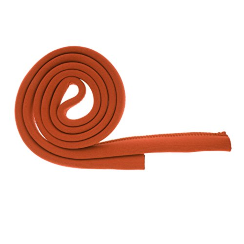 perfk Trinkrucksack Rohrhülse Wärmedämmung Rohrschutz, Länge: 120cm - Orange