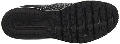Nike Air Max Sequent 2, Scarpe da Ginnastica Uomo Nero (Black/Mtlc Hematite/Dk Grey/Wolf Grey/Volt)