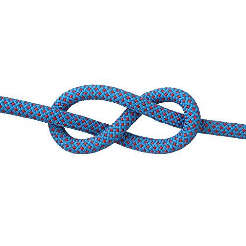 MLMHLMR Rettungsseil mit Rettungsseil Spider-Man-Seilgeschwindigkeitsseil in verschiedenen Größen optional erhältlich Kletterseil (Color : G, Size : 12mm 50m)