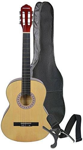 ROCKET XF201AN XF SERIES - GUITARRA ESPAñOLA CLASICA (TAMAñO 4/4)  COLOR NATURAL