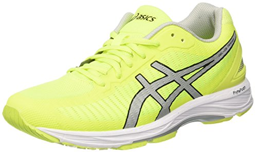 ASICS Gel-DS Trainer 23, Scarpe Running Uomo, Giallo (Safety Yellow/Mid Grey/White 0796), 44 EU