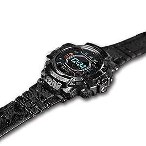A-Artist Sportuhr Bluetooth Smartwatch Fitness Uhr Intelligente Armbanduhr Fitness Tracker Smart Watch Allround-multisportuhr mit Schrittzähler Pulsuhr iOS und Android Watch