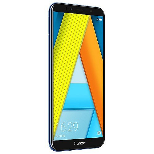 "Honor 7A Dual SIM 4G 16GB Blue - Smartphones (14.5 cm (5.7""), 16 GB, 13 MP, Android, Android 8.0 with EMUI 8.0, Blue)"