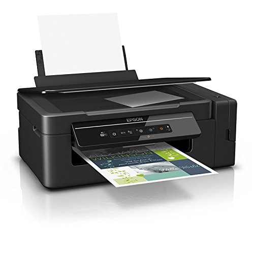 Epson EcoTank ET-2600 A4 Print/Scan/Copy Wi-Fi Printer
