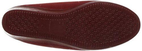 Luxat Bego, Chaussures de ville femme Rouge (Bordeaux)