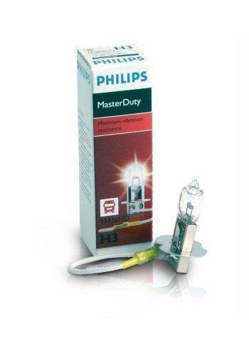 Philips 13336MDC1 Glühlampen H3 MasterDuty, 1er Karton