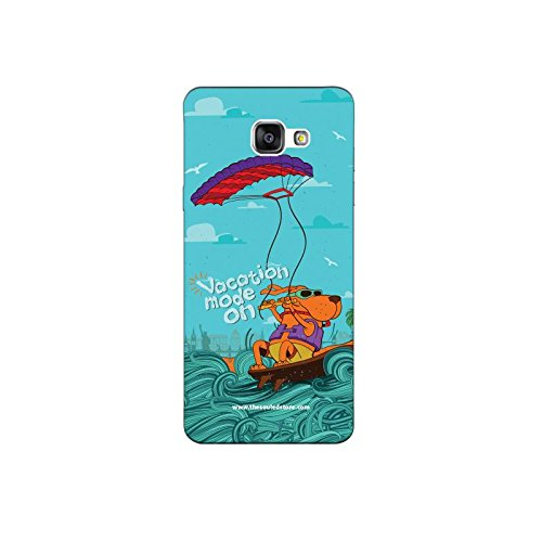 Vacation Mode On Galaxy A5 2017 Mobile Case By The Souled Store