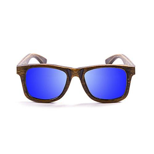 33a4b019b08 Ocean Sunglasses Wood Victoria - Gafas de Sol polarizadas de Bambú - Montura    Negro -