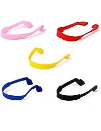 PIXNOR–Gafas de sol Gafas de elástica antideslizante correa de silicona