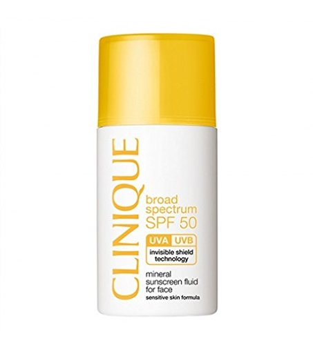 Clinique Crema Facciale Face Mineral Liquid, SPF 50 - 30 ml