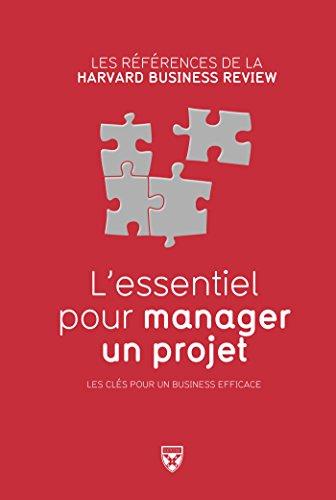 Meilleure affaire 'essentiel pour manager projet - Nouvelle édition