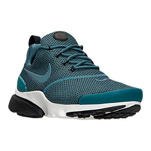 Nike Frauen Presto Fly Low & Mid Tops Schnuersenkel Laufschuhe Blau Groesse 6.5 US /37.5 EU (Schuhe Koks)