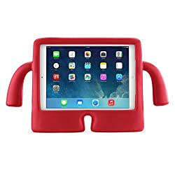 Meet iGuy - the best free-standing foam iPad Air case. Every bit as protective as he is cool, iGuy is a cool iPad case for kids and grownups alike. He's lightweight, easy to hold, and he can stand on his own two feet, even while holding up your iPad....