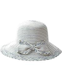 Sombrero de la Playa de la Paja del Sol del Verano de la Paja del Arco