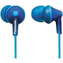 Panasonic ErgoFit, Auriculares intraurales, color Azul