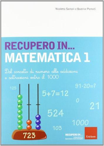 Recupero... in matematica: 1
