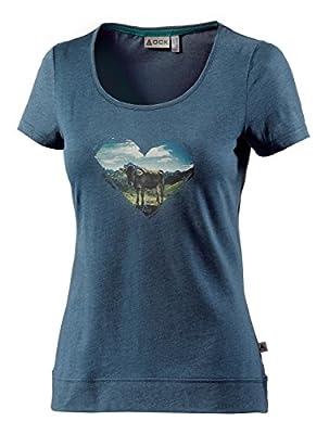 OCK Damen T-Shirt kurzarm von OCK - Outdoor Shop