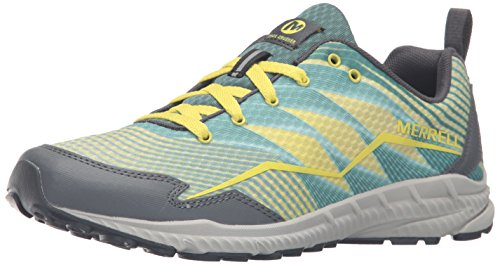 Merrell Damen Trail Crusher Trail Running Schuhe, 35.5 B(M) EU, Gletscher (Damen-crusher)