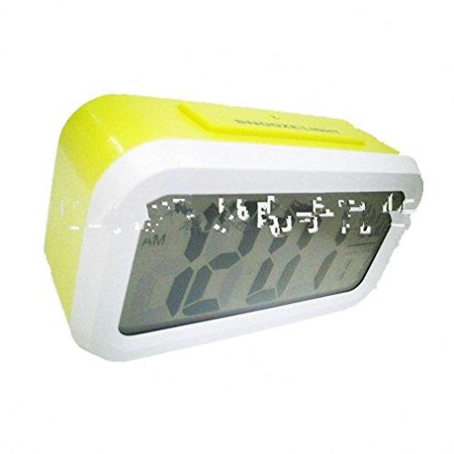 Programmierbare Lichtsteuerung (Wecker Kreative Lichtsteuerung Sensor Alarm)