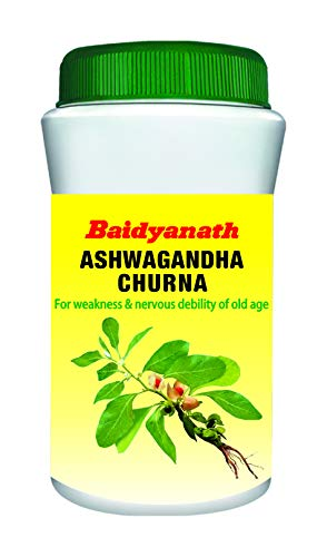 Baidyanath Ashwagandha Churna - 100 g (Pack of 2)