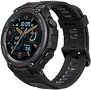 "Amazfit T-Rex Pro Smartwatch Orologio Intelligente Fitness Schermo AMOLED da 1,3"", GPS Integrato Impermea"