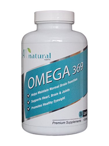 all-natural-omega-3-6-9-pack-of-200-1000mg-high-strength-liquid-softgels-from-only-1199-free-deliver