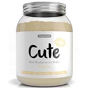 Frullati/Shakes Proteici Dimagranti - Sostitutivi del Pasto Sapore Vaniglia - Dieta per Dimagrire e Tenersi in Forma - Bevande Iperproteici e Ipocalorici