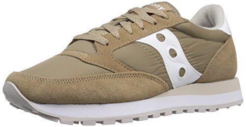 Saucony Mens Jazz Original Sneakers S2044-382 Beige