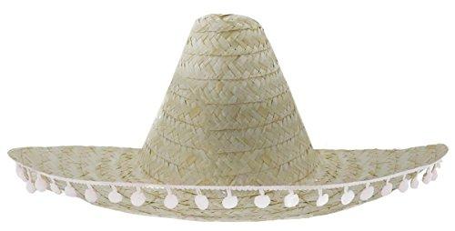 Sombrero messicano con pompon a6a37916f90a