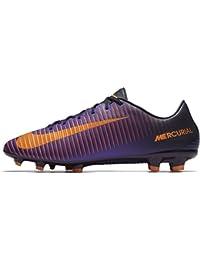 Nike Herren Mercurial Veloce II FG Fußballschuhe, Violett (Mehrfarbig), 47.5 EU