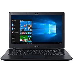 """Acer Aspire V 13 - Portatil de 13"""" Full HD (Intel Core i5-6200U, RAM de 8 GB, disco SSD de 256 GB, Intel HD Graphics 520, Windows 10 Home) negro - teclado QWERTY Español"""