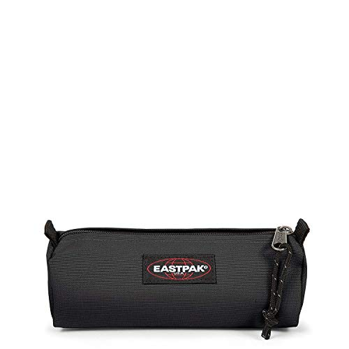 Eastpak Benchmark Single Estuche, 6 x 20.5 x 7.5 cm, Negro, poliéster