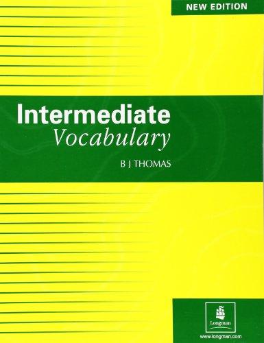 Intermediate Vocabulary (Skills)