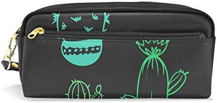 Deziro Extraordinaire Cactus Motif Trousse Box Trousse cosmétique B07HLYZ3YH   Online Shop