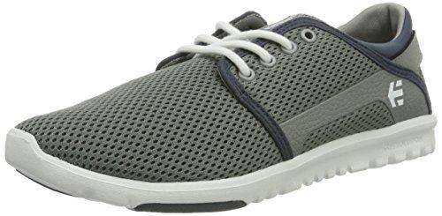 Etnies Herren Scout Sneaker Grau (Grey/White/Green)