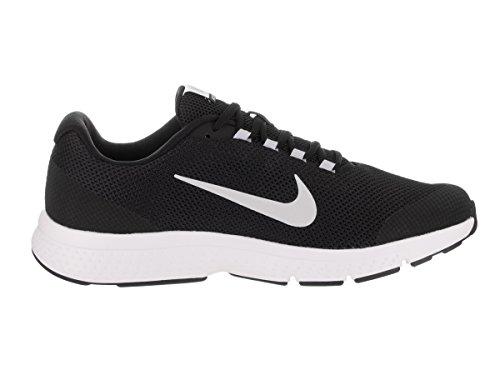 Nike Herren Runallday Laufschuhe Schwarz (Black/white/wolf Grey)