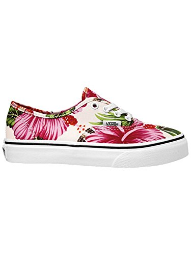 VansK Authentic - Sneaker Unisex – Bambini (hawaiian flora