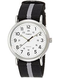 Timex Reloj con movimiento cuarzo japonés Man Weekender Tw2P72200  38 mm