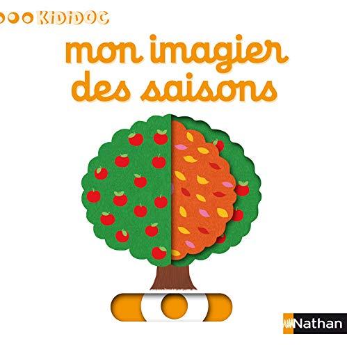 Mon imagier des saisons (Imagiers Kididoc) por Nathalie Choux