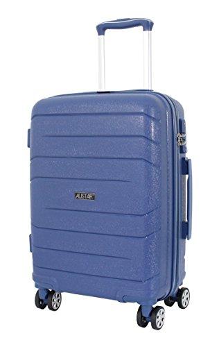 Alistair , valigia  blu blu s